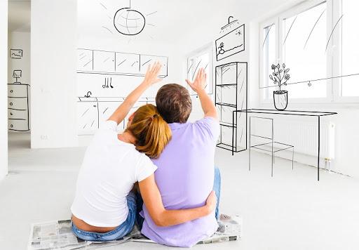 space planning aménagement intérieur maison